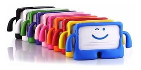 Capa Criança Case iPad Mini 2 3 4 Capinha Proteção Total