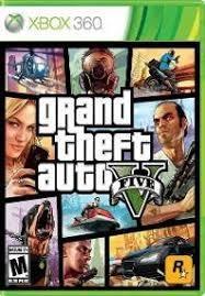 Gta V - Mídia Digital - Xbox 360