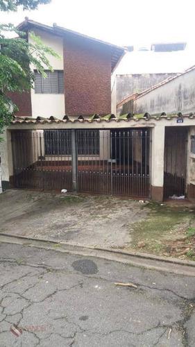 Imagem 1 de 21 de Sobrado P/ Locação No Campo Grandera Com 3 Dormts. Sendo 1 Suite E 2 Vaga Para Carros (j) - So0357