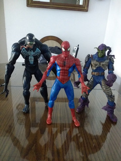 Spiderman Figuras Toy Biz Originales