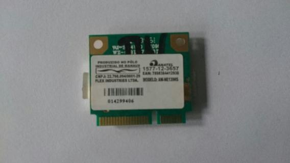 Placa De Rede Wifi Para Notebook, Netbook, Cce Bgn Aw-139hs