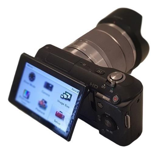 Câmera Sony Nex 3