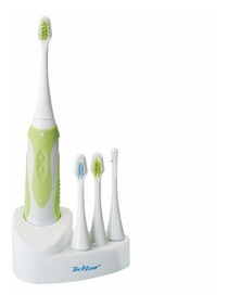 Escova De Dente Elétrica Ultrassônica Techline Eda-10