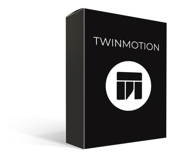 Twinmotion 2019 - Última Versión Win/mac - Envio Inmediato