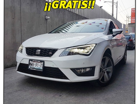 Seat Leon 1.4 Fr T 150 Hp 2016 Manual Seminuevo