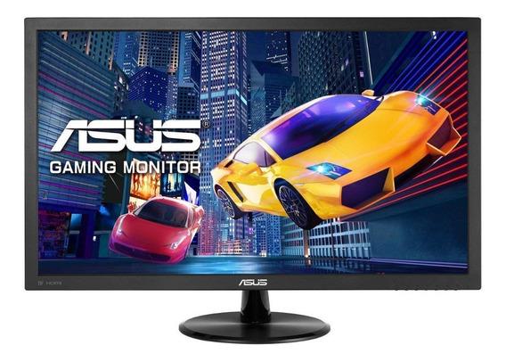 Monitor Led - 23.6 Pol - Asus Vp247qg - Full Hd 1ms 75hz Ad