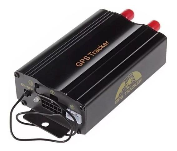 Rastreador Gps Veicular E Bloqueador Tracker System