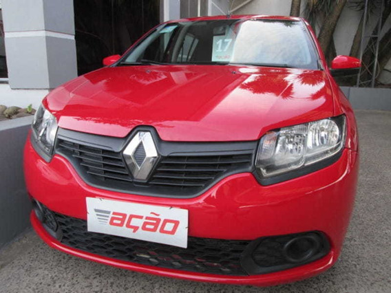 Renault - Sandero Authentic 1.0 2017