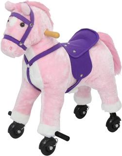 Caballito Caballo Montable Peluche Pony Niño Niña Sonidos P