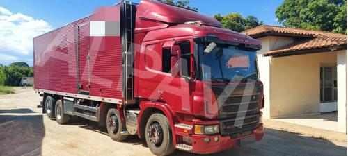 Scania P 310 2015  Opticruise 8x2 Chass