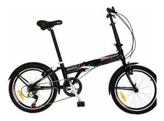 Bicicleta Plegable Explorer Folding