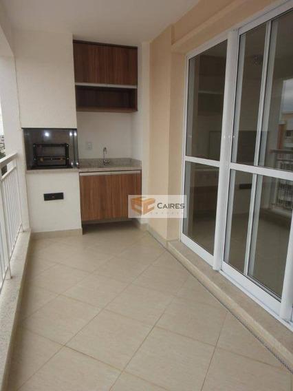 Apartamento Residencial Para Venda E Locação, Parque Prado, Campinas. - Ap5212