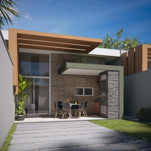 Imagem 1 de 11 de Casa - Aquiraz  - Ref: 1293 - V-rl1293