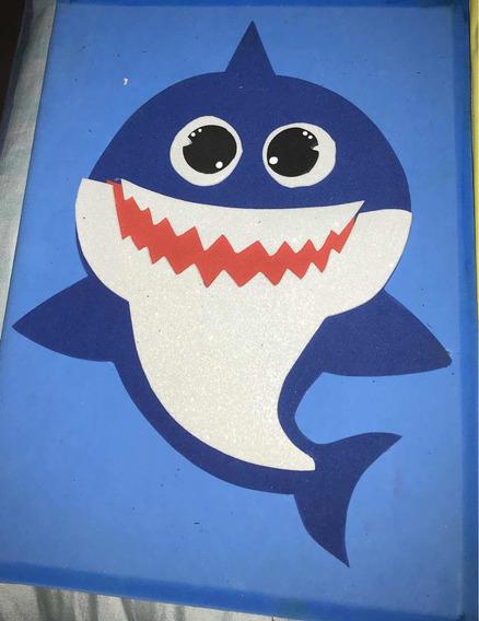 Caderno Baby Shark