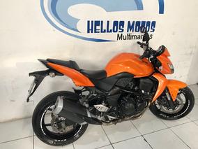 Kawasaki Z750 Abs 2012 Aceita Moto Fin 48x Aceita Cartao 12x