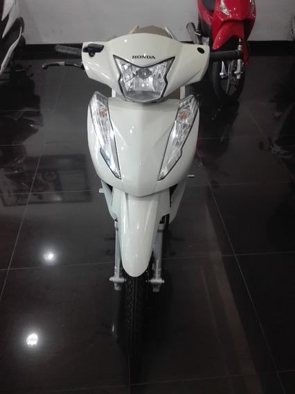 Nueva Honda Biz 125, 2019 Precio De Contado