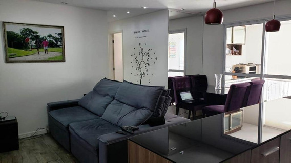 Apartamento Com 2 Dormitórios À Venda, 68 M² Por R$ 490.000 - Centro - São Caetano Do Sul/sp - Ap3201