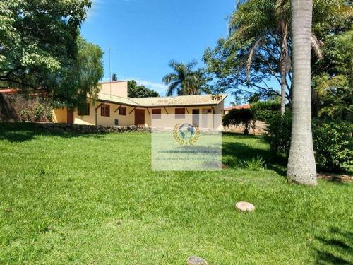 Casa Com 1 Dormitório À Venda, 85 M² Por R$ 750.000,00 - Parque Xangrilá - Campinas/sp - Ca1130