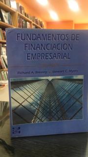 Fundamentos Financiación Empresarial - Brealey / Myers - 4 E