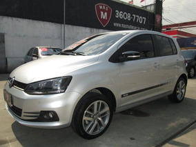 Vw Fox Msi Rum Flex 2017 1.6 Completo Unico Dono