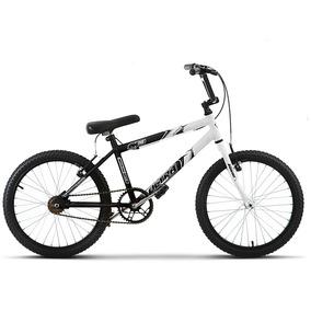 Bicicleta Rebaixada Adulto Aro 20 Ultra Bike Preto