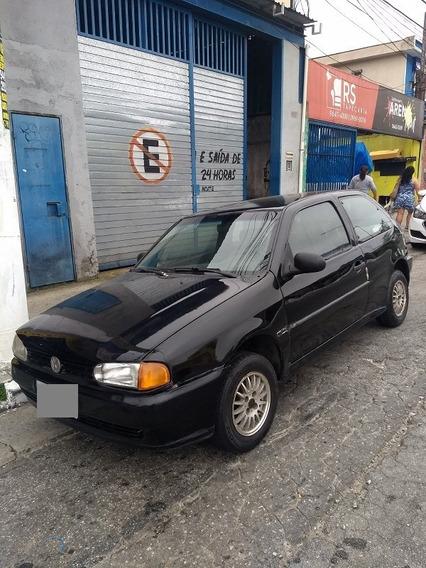 Volkswagem - Gol - Gl 1.6 Ano 1996 Motor Ap