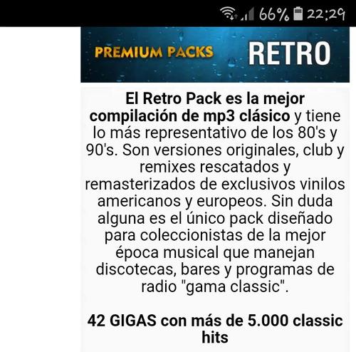 Mp3 Remix - Retro Pack Remixes Maxi Singles 4800 Hits Orig.