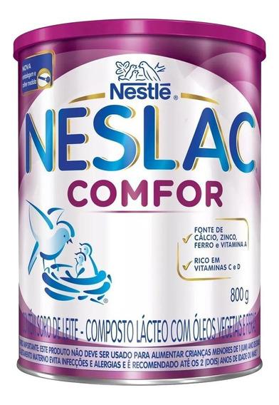 Leite Nan Neslac Comfor 800g