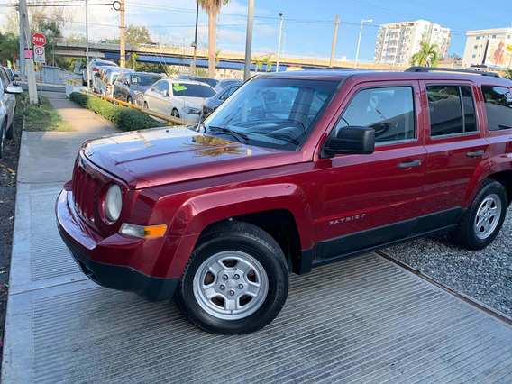 Jeep Patriot Patriot