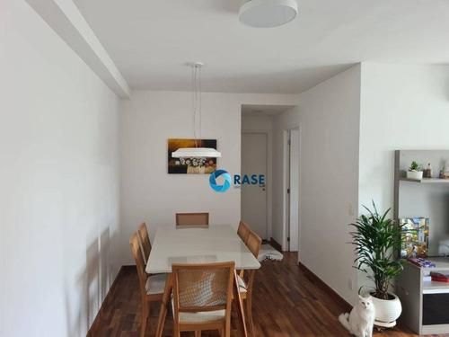 Imagem 1 de 13 de Belo Apartamento Com 2 Dormitórios À Venda, 58 M² - Vila Sônia - São Paulo/sp - Ap11676