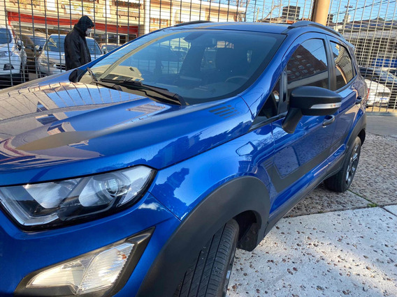 Ford Ecosport Strom 4x4 Anticipo 900000 Y Cuotas O Permuto