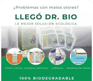 Dr Bio Mantenimiento Pozos Ciegos Cámaras Sépticas X20un