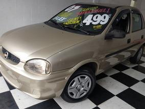 Classic Corsa Sedan Classic Life 1.0 (flex)