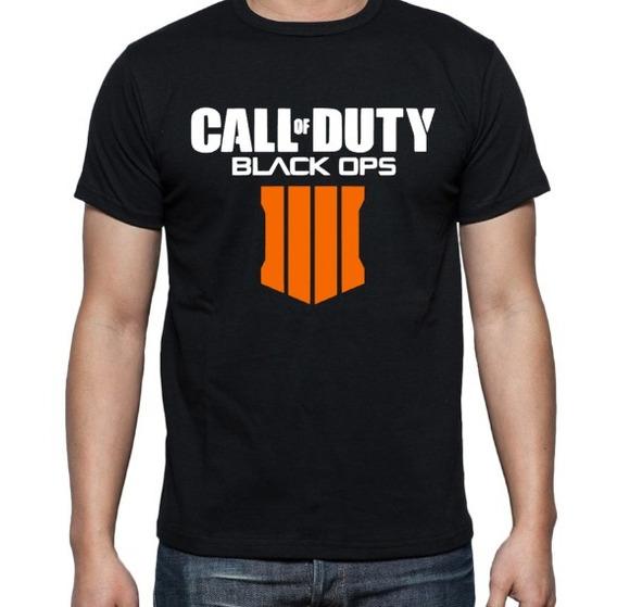 Call Of Duty Black Ops 3 Remera Estampada