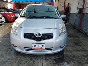 Toyota Yaris 5p Hb Premium 5vel A/a Ee 2008