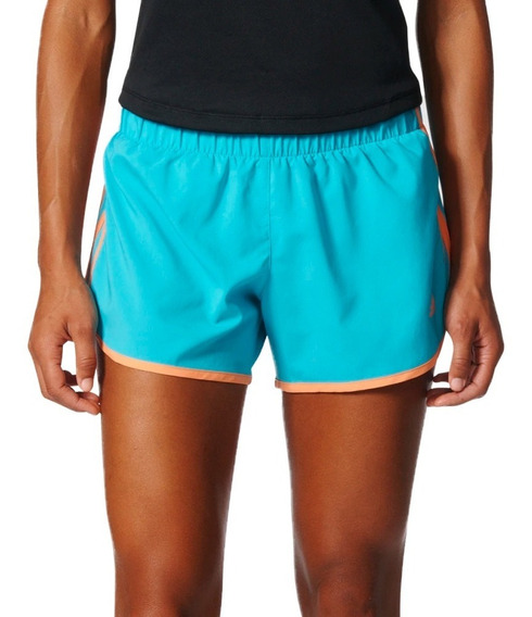 Short Atletico Running M10 Franjas Mujer adidas Az2946