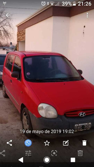 Hyundai Atos 1.1 Gls Aa 2002
