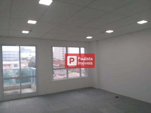 Imagem 1 de 10 de Sala Para Alugar Na Vila Clementino - São Paulo/sp - Sa1561