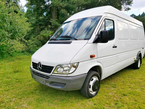 Mercedes-benz Sprinter 416 Doble Sprinter 416