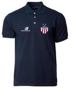 Junior De Barranquilla Campeon Camisetas Polo Logo Bordado