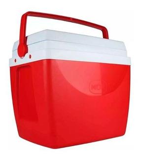 Caixa Térmica Mor 34l - Vermelha