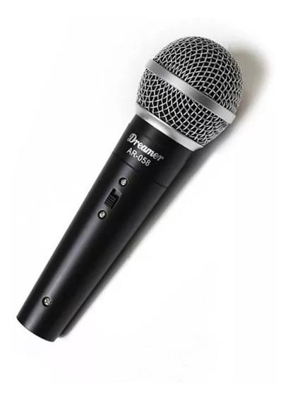 Microfone Dinâmico Dreamer Ar 058
