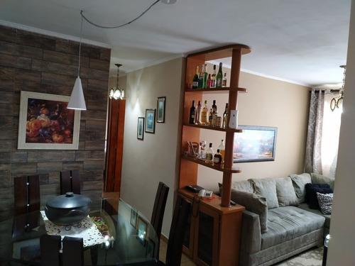 Apartamento Para Venda, 2 Dormitório(s) - 77