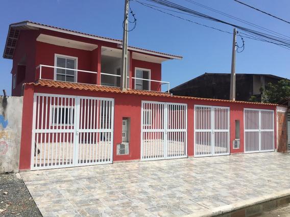 Casa Sobreposta Bairro Umuarama, Ref. 0876 M H