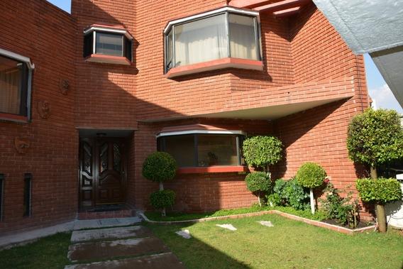 Bonita Casa En Fuentes De Satelite