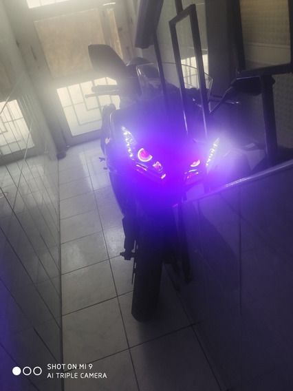 Moto 250 Modelo R15(jch)
