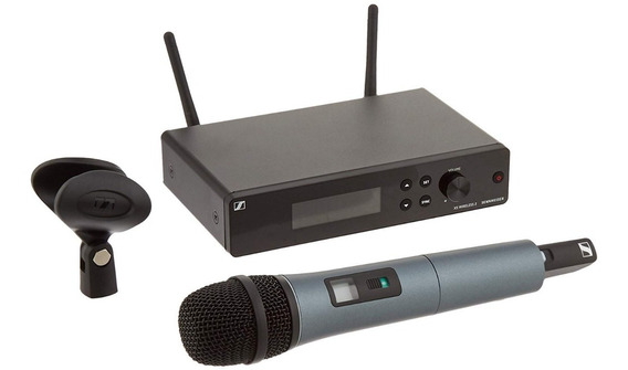 Microfone Sem Fio Mão Sennheiser Xsw 2-835-a