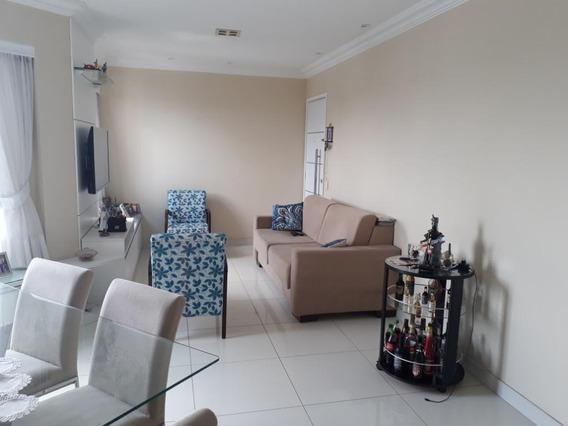 Apartamento Em Torre, Recife/pe De 73m² 3 Quartos À Venda Por R$ 440.000,00 - Ap272007
