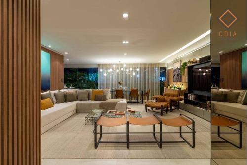 Apartamento Com 3 Suítes Próximo Ao Metrô Na Vila Mariana - Ap53050