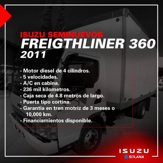 Freigthliner 360 Modelo 2011
